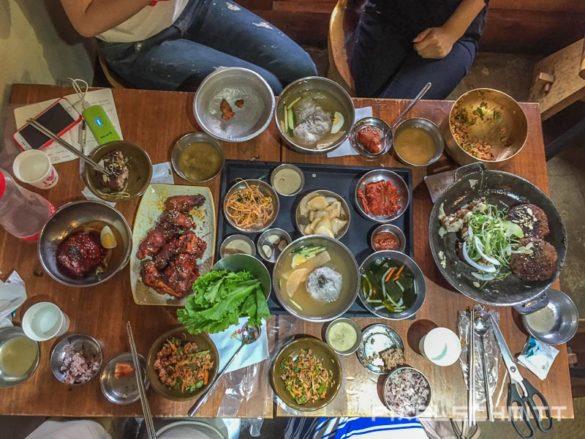 Koreas Slow Food City Jeonju – und der König ohne Hosen