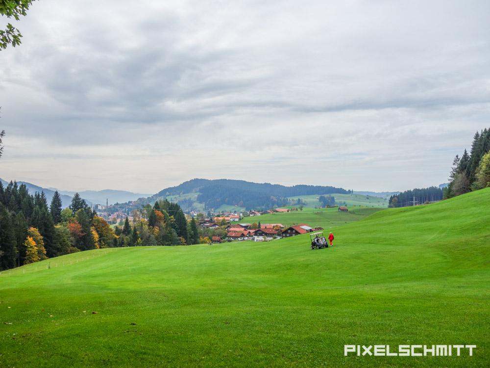 Wellness und Golf im Allgäu
