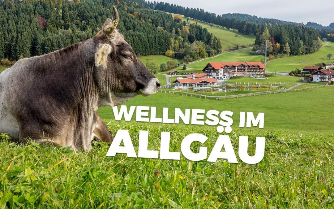 Wellness im Allgäu – Haubers Alpenresort