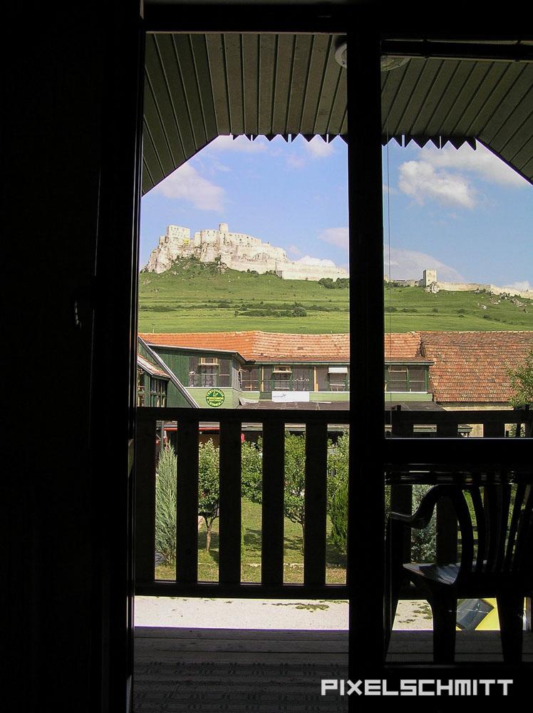 Spissky hrad burg