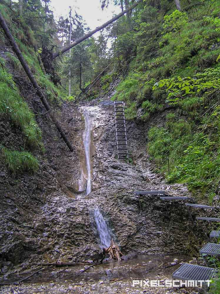 pfad slowakisches paradies wandern slovensky raj