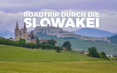 Mit dem Auto durch die Slowakei – ein Rundreise-Routenvorschlag