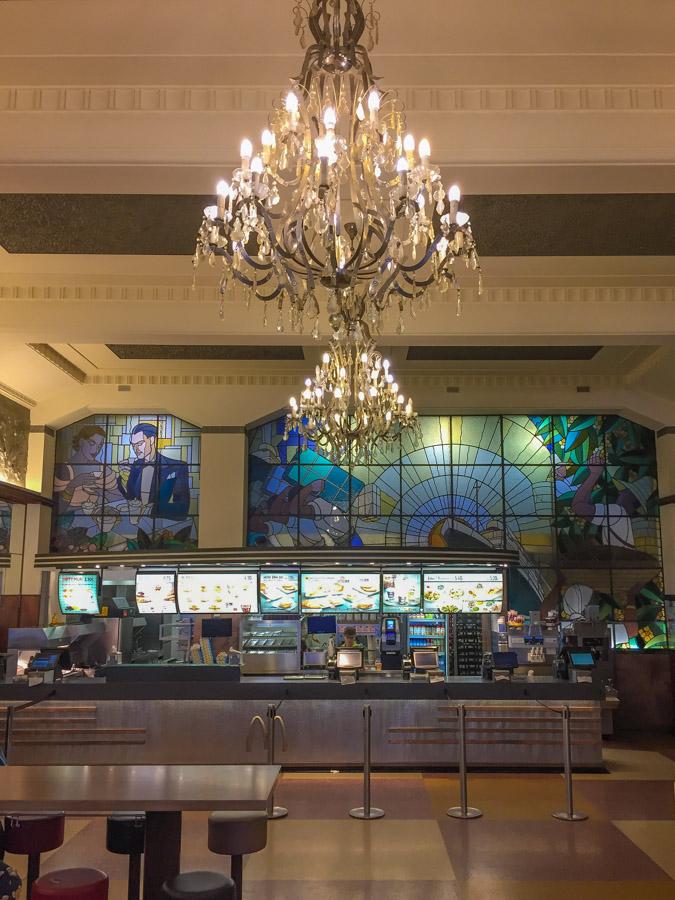 McDonalds Imperial: Porto schönster Fast Food-Spot