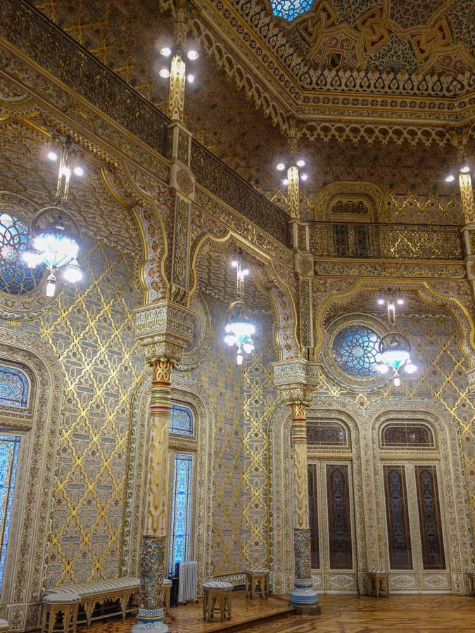 Der arabische Saal