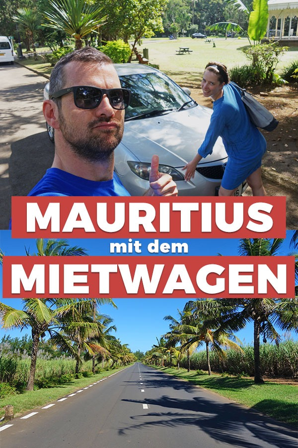 mietwagen auf mauritius