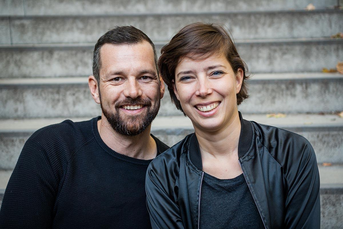 Kristina und Thomas
