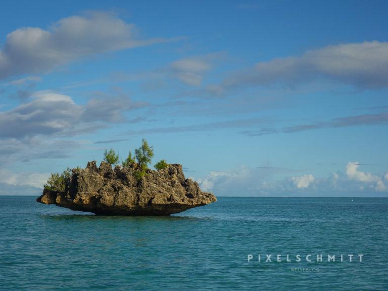EIns der Standardmotive auf Mauritius: Zu finden im Süden der Insel