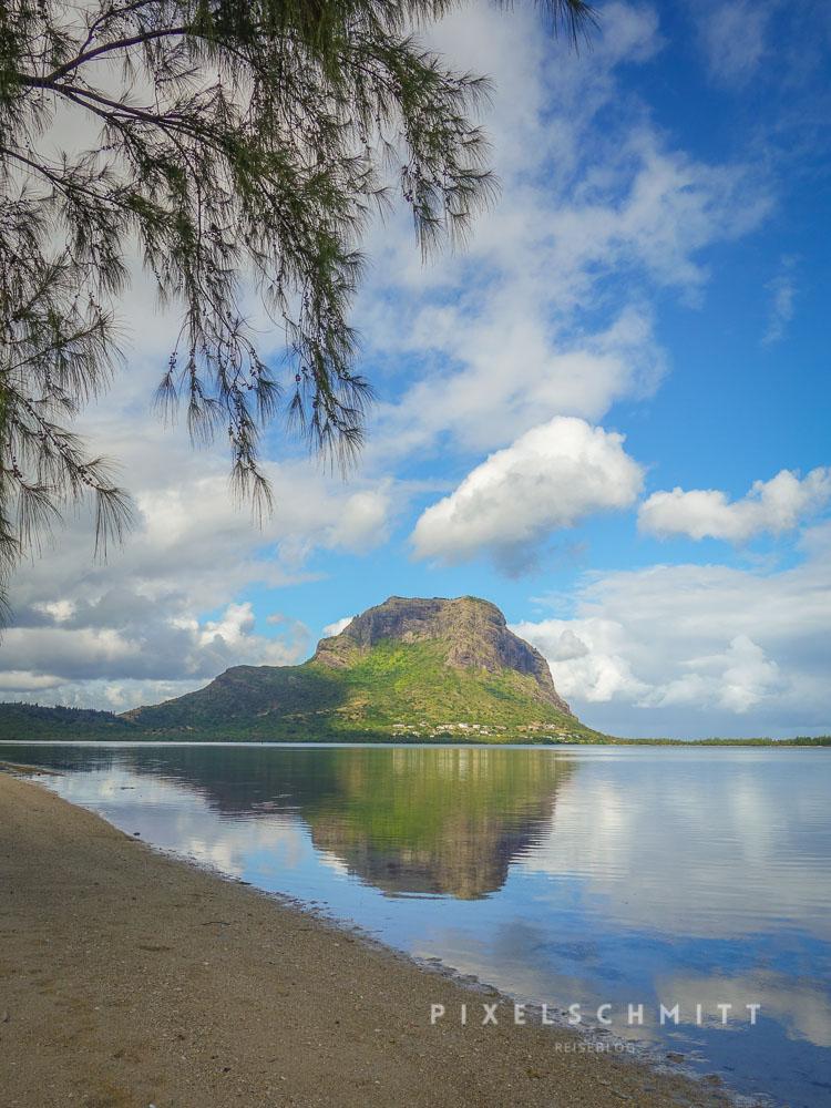 Zu Urlaub in Mauritius gehört auch Le Morne Brabant