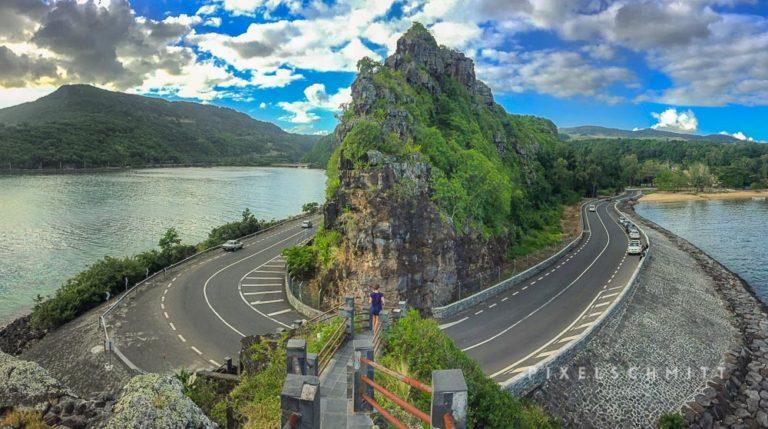 Aussichtspunkt Maconde im Süden von Mauritius