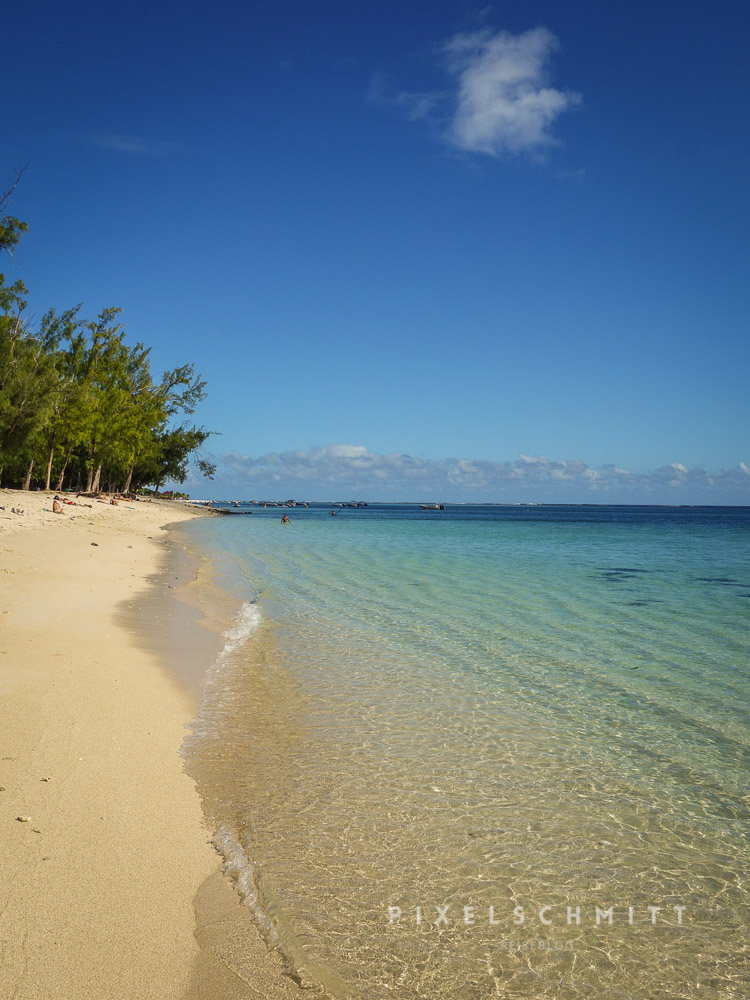 Glasklares Wasser und tolle Strände: Das ist Mauritius
