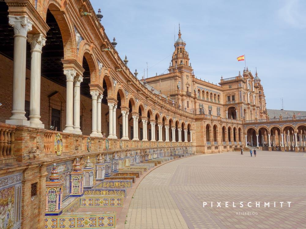 Sehenswürdigkeiten in Sevilla