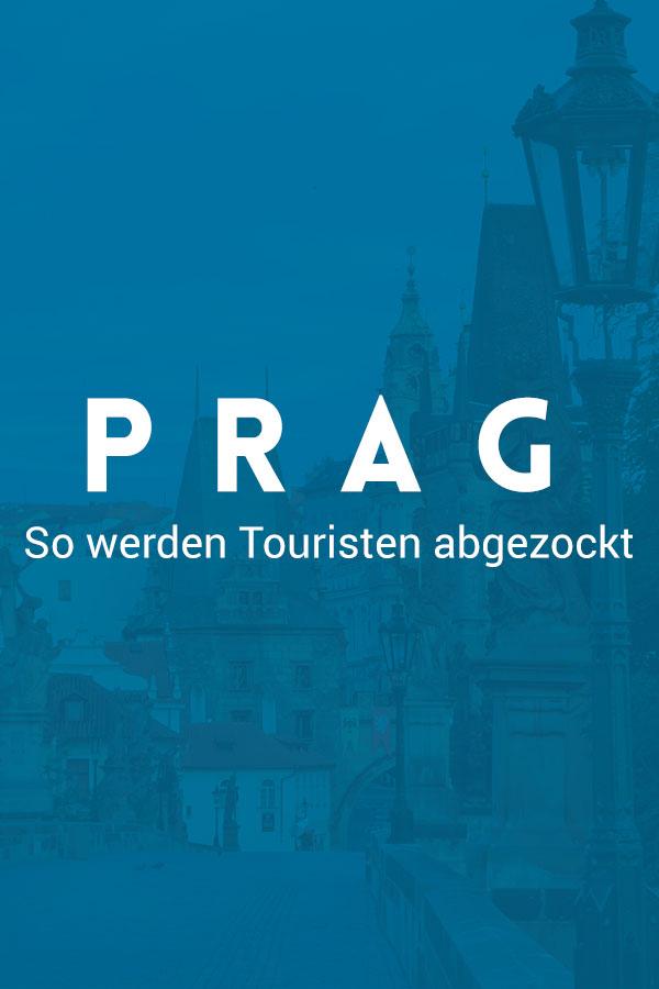 Prag: So leicht werden Touristen abgezockt