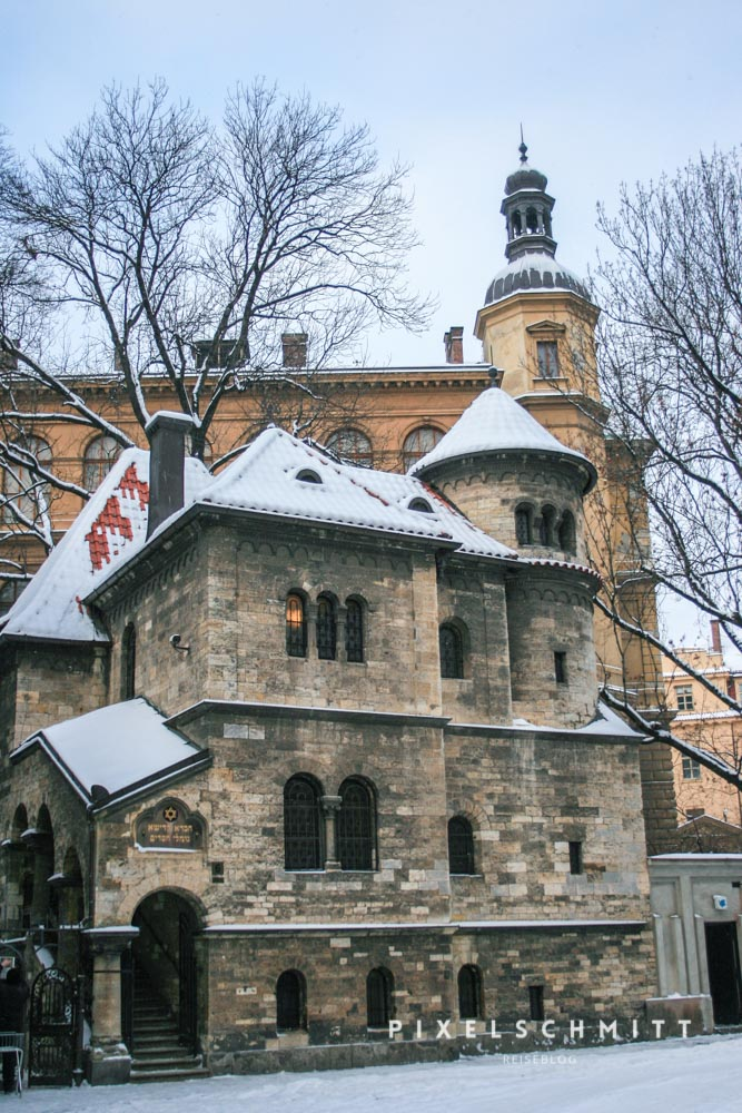 Das Jüdisches Viertel in Prag