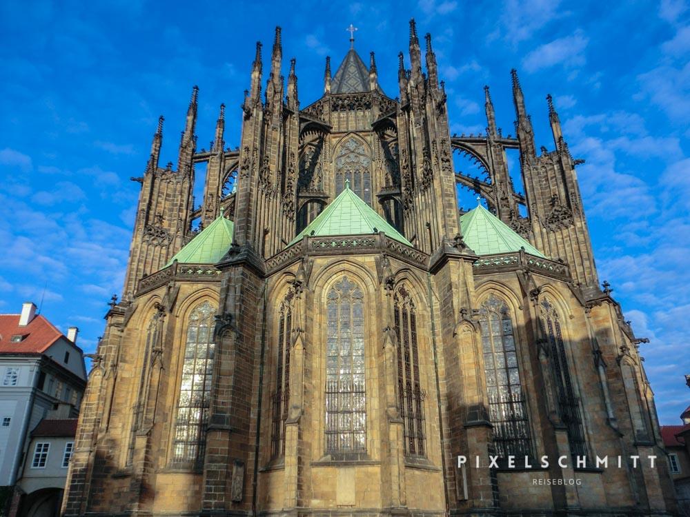 Veitsdom Prag