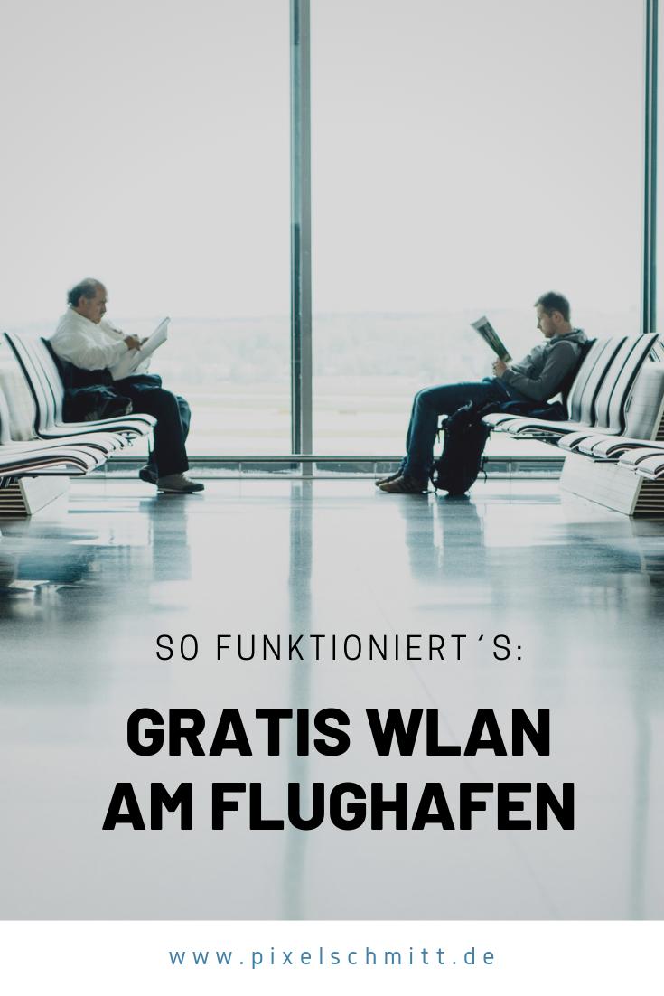 Kostenlos WLAN am Flughafen