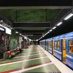 kungstradgaden u bahn stockholm 6