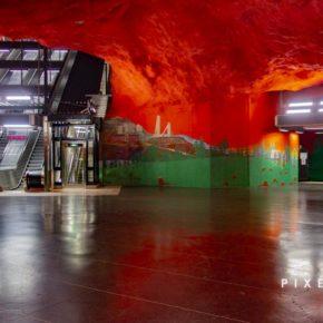 solna centrum u bahn stockholm 48
