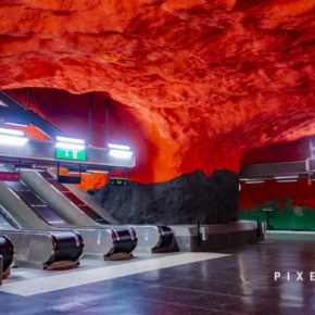 solna centrum u bahn stockholm 51