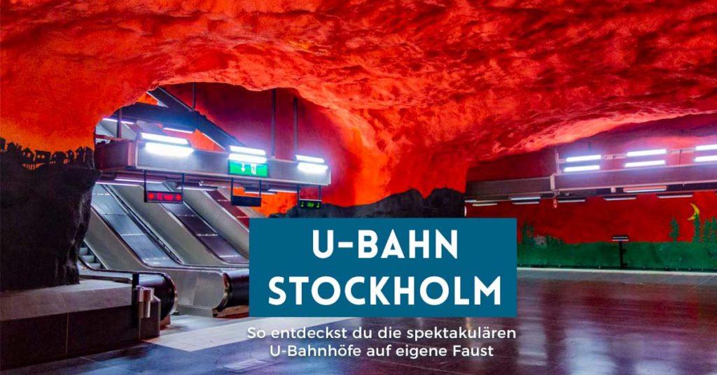 u bahn stockholm