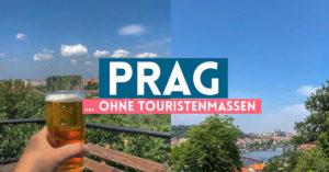 Prag ohne Touristen