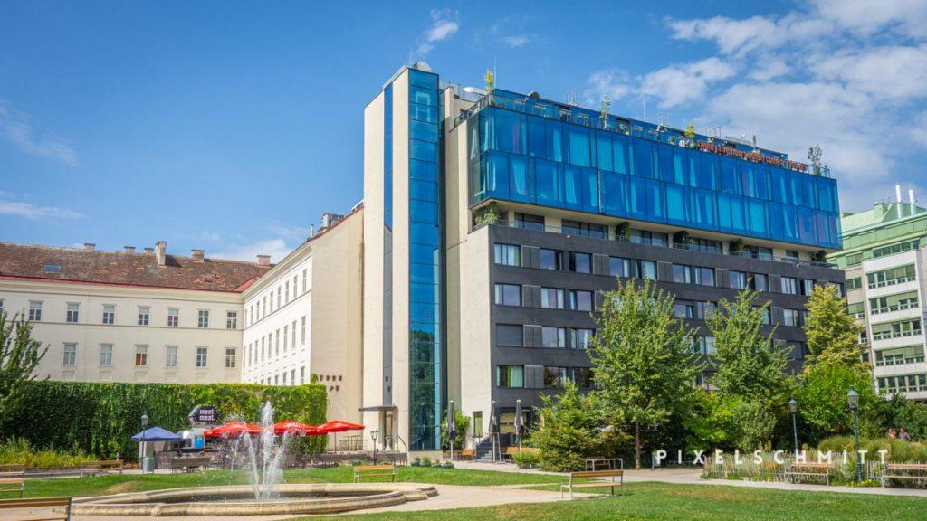 hotel in wien 1