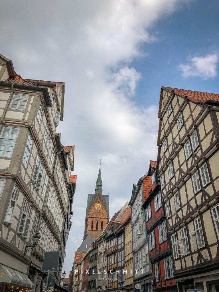 Innenstadt von Hannover: Tipps