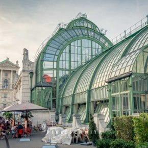 Sehenswürdigkeit Wien Gewächshaus