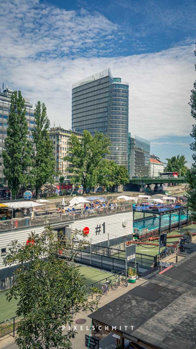 Badeschiff Wien