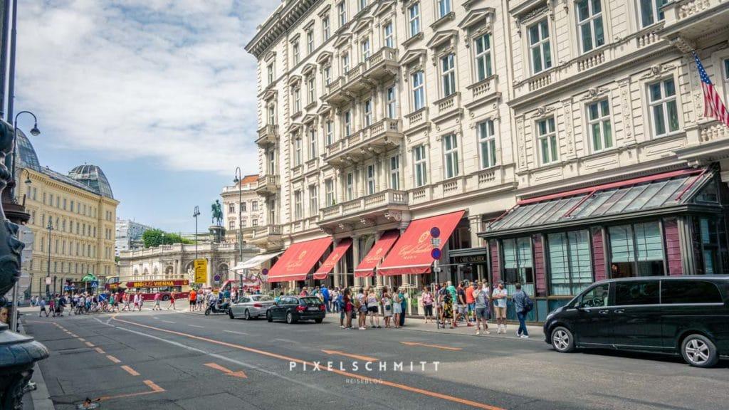 Café Sacher Wien Sachertorte