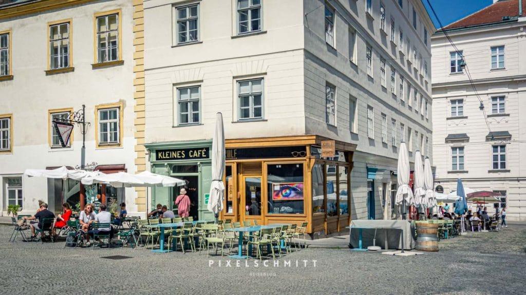 Kleines Café Wien