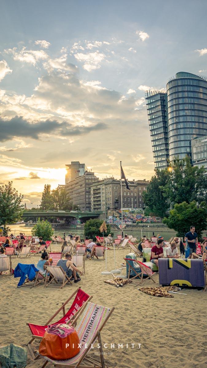 Strandbar Hermann Wien