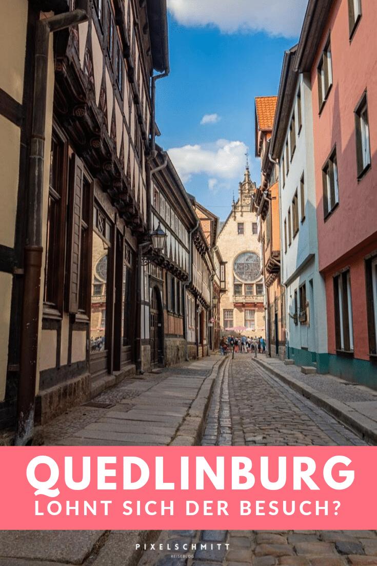 Sehenswürdigkeiten in Quedlinburg: Lohnt sich der Besuch?