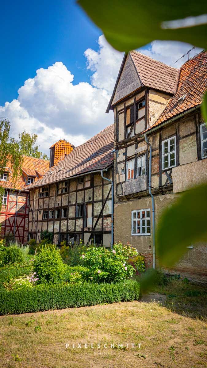 sehenswuerdigkeiten quedlinburg altes haus