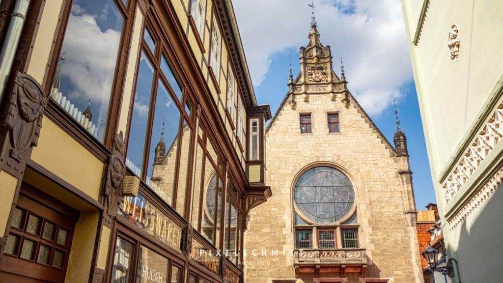 Sehenswürdigkeiten in Quedlinburg