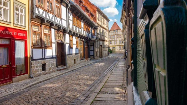 Sehenswürdigkeiten in Quedlinburg: Lohnt es sich?