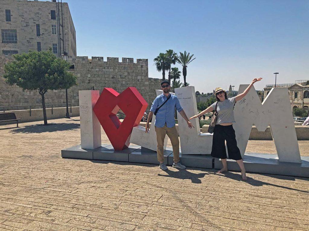 Tagesausflug von Tel Aviv nach Jerusalem
