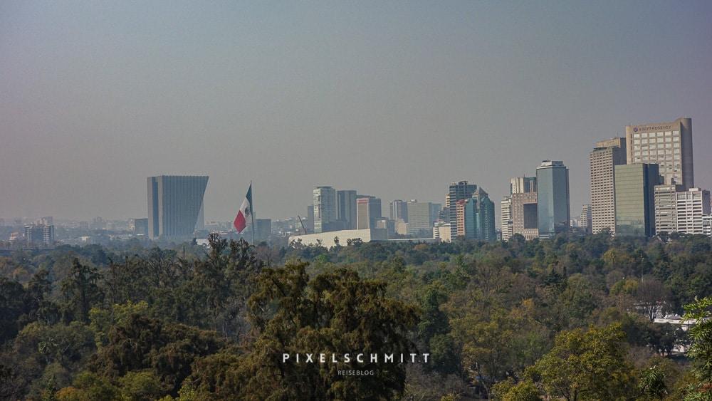 El Parque de Chapultepec