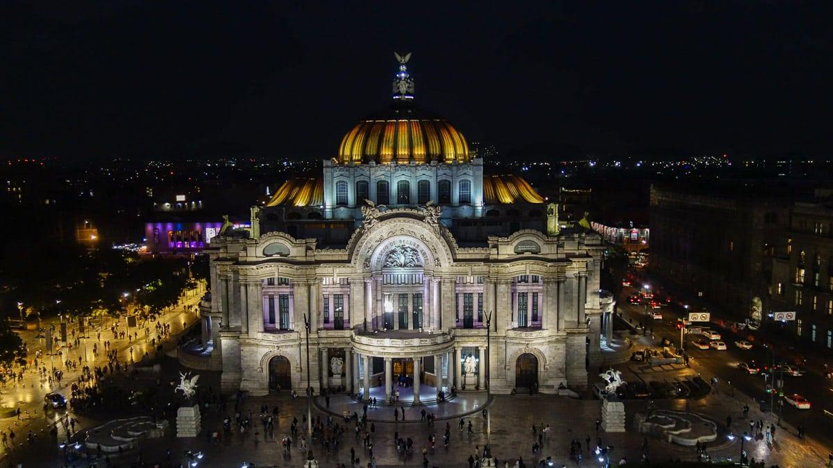 Mexiko-Stadt: 16 sichere Sehenswürdigkeiten für 5 Tage