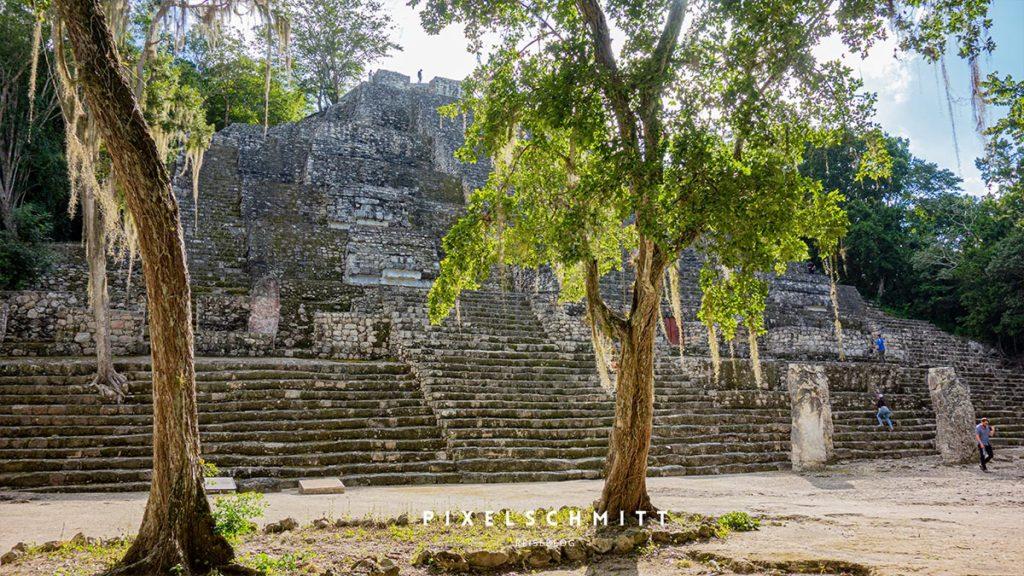 Calakmul: Tief im Dschungel