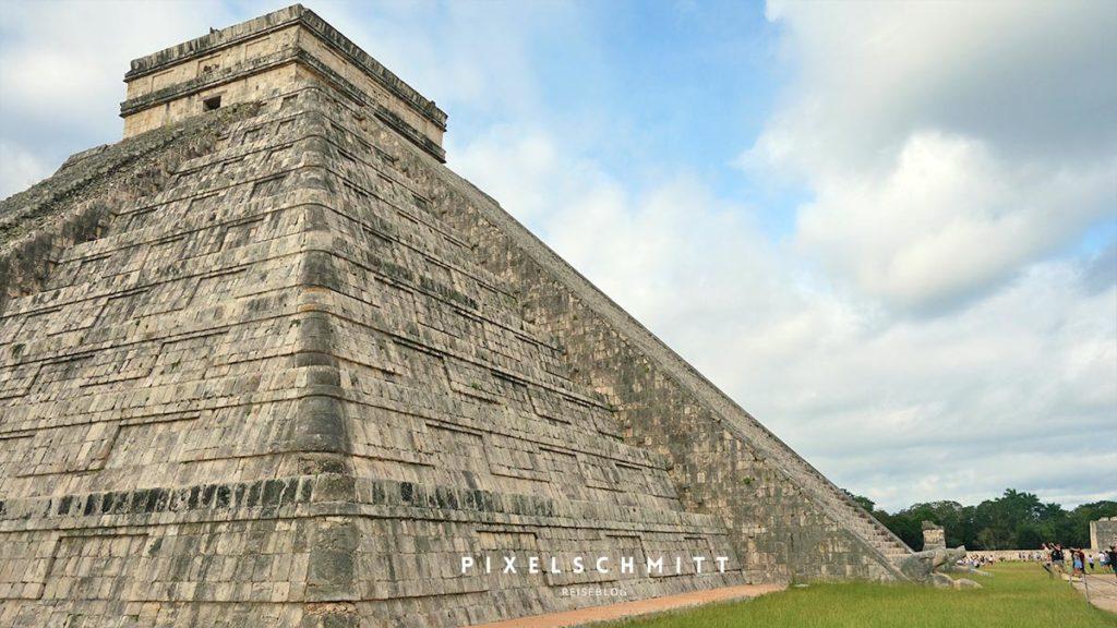 DAS Highlight jeder Reise nach Mexiko: Chichen Itza