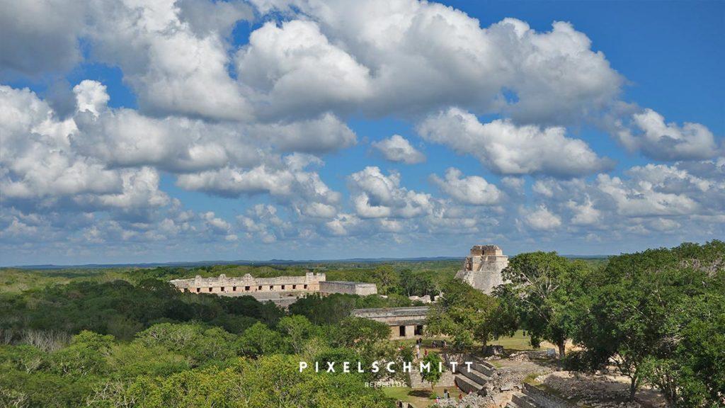Die Ruinen von Uxmal: Beeindruckend und nicht so überlaufen