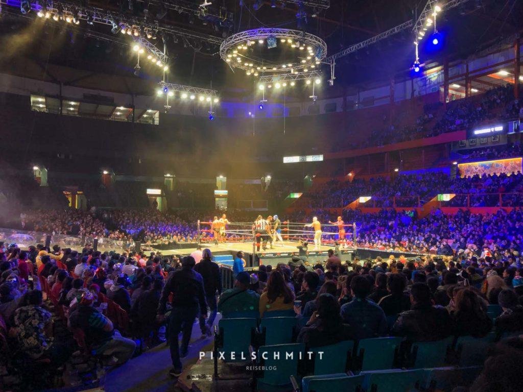 Lucha Libre Mexiko