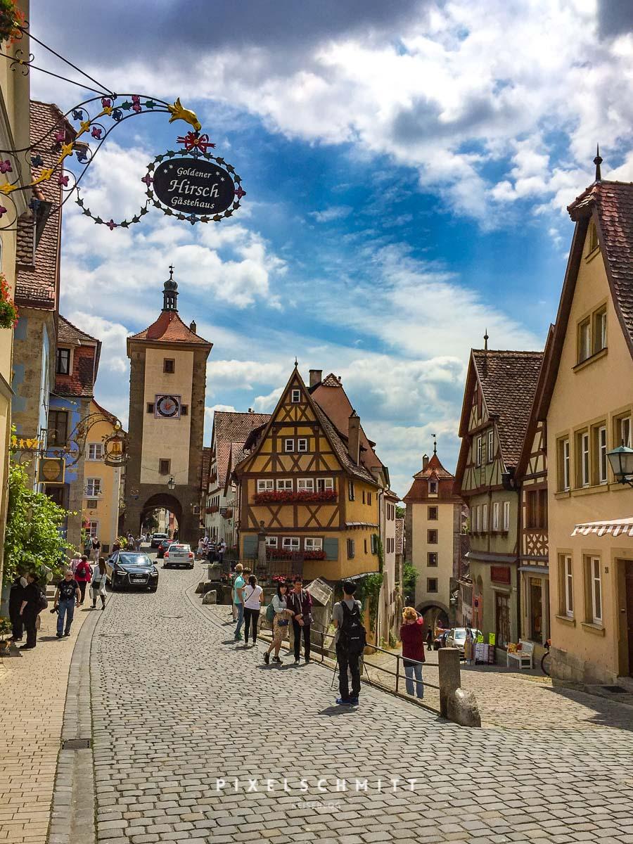 Rothenburg Plönlein