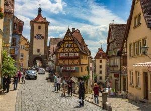 Sehenswürdigkeiten in Rothenburg ob der Tauber