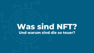 Was sind NFT?