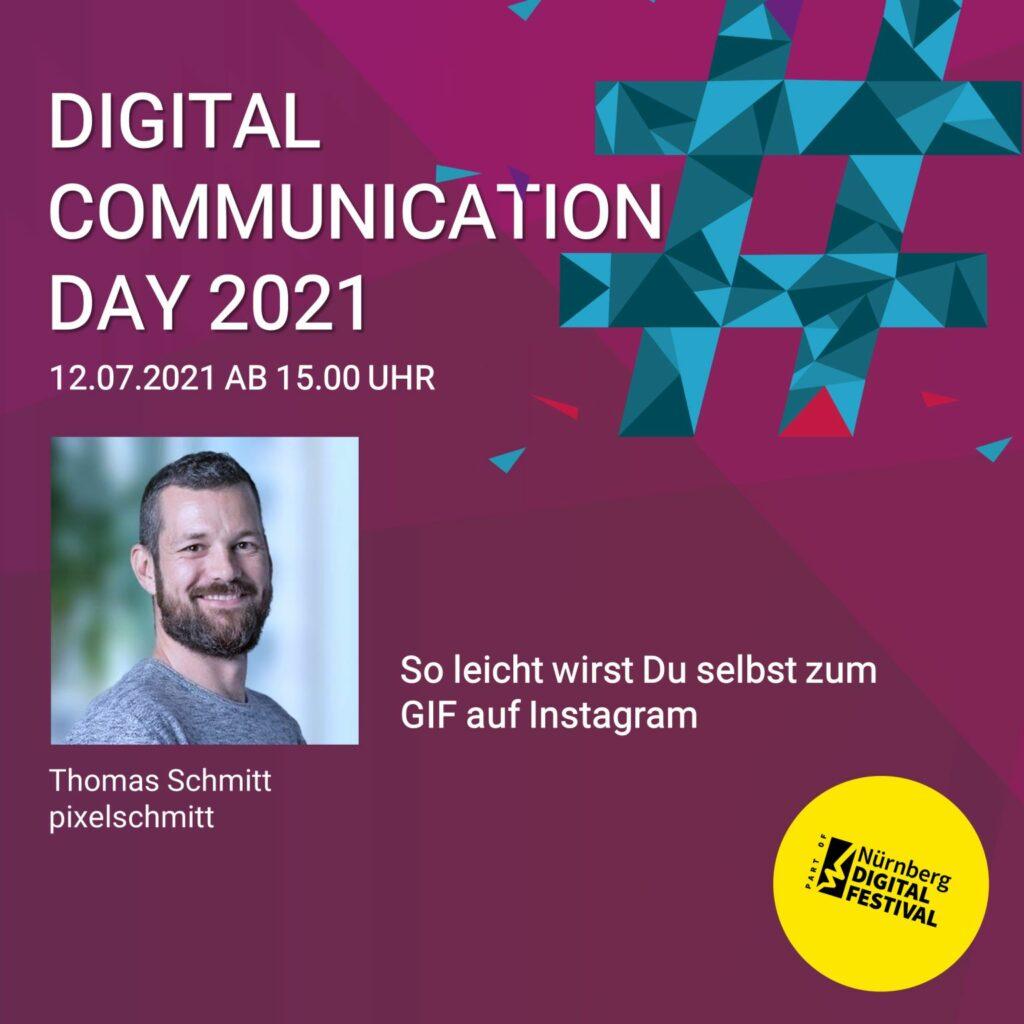 Nürnberg Digital Festival: Digital Communication Day 2021