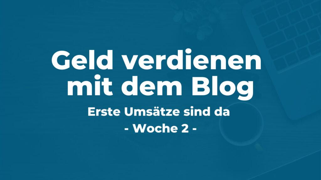 Online Geld verdienen mit dem Blog
