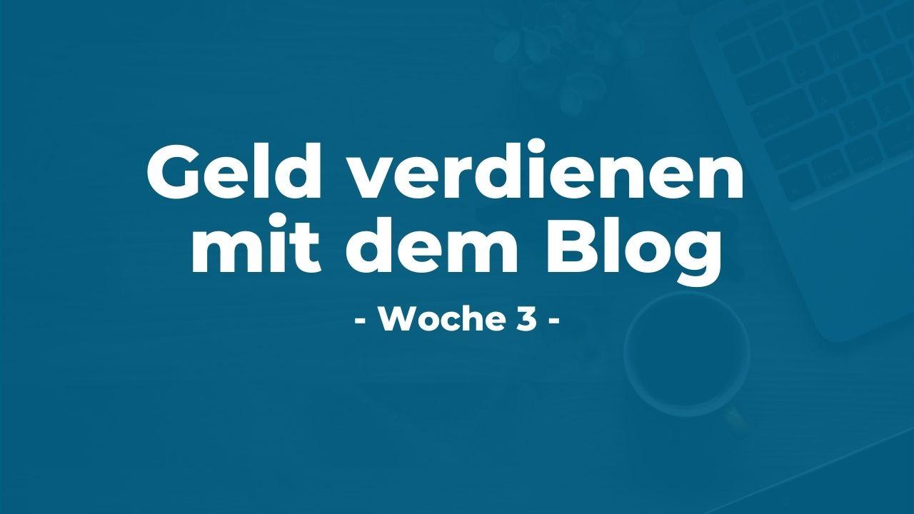 online geld verdienen mit einem blog geht das